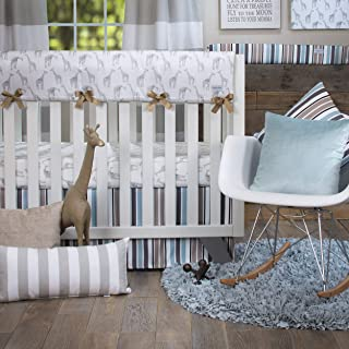 product image for Glenna Jean Ollie & Jack Convertible Crib Rail Protector, Long