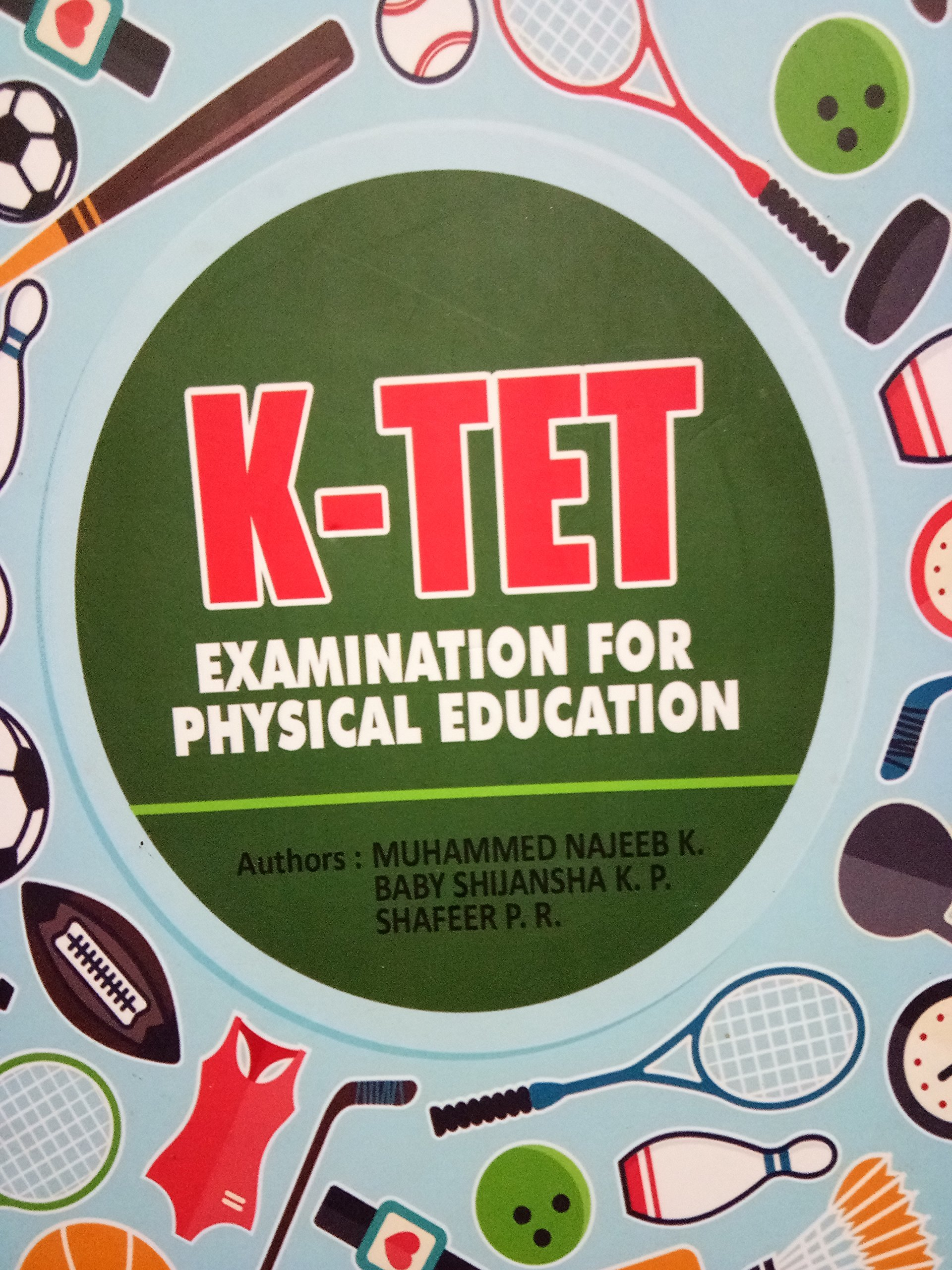 Amazon in: Buy KTET Examination for Physical Education Book