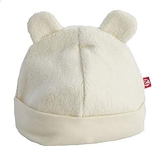 Amazon.com  Zutano Unisex-Baby Newborn Cozie Fleece Hat 74a0d02446af