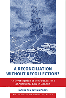 A Critical Introduction Aboriginal Peoples and the Law