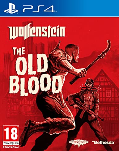 Wolfenstein: The Old Blood [Importación Inglesa]: Amazon.es ...