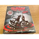 Saw 1-7 (UNRATED) 8 Disc Box - Final Edition [Blu-ray]
