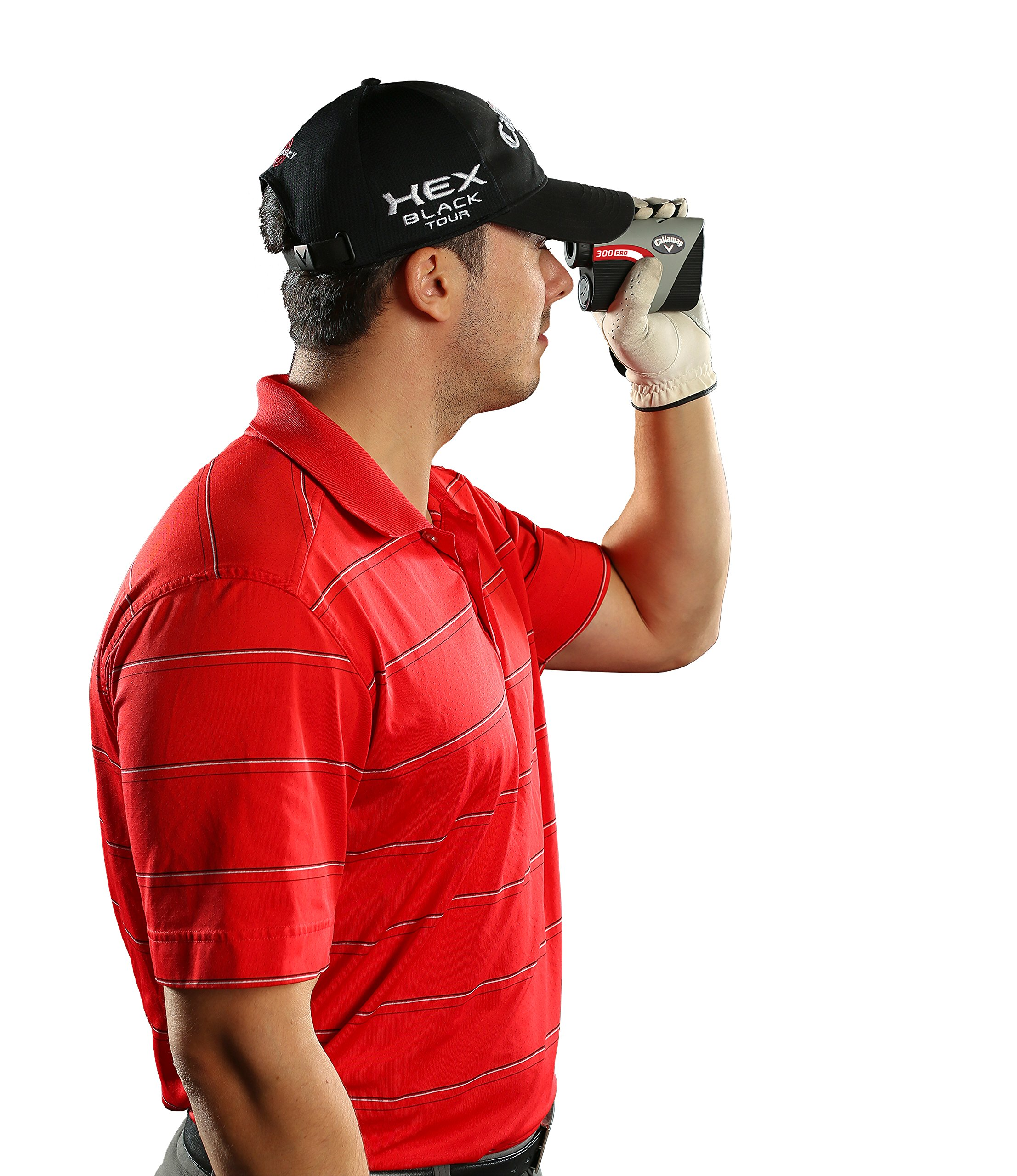 Callaway 300 Pro Golf Laser Rangefinder with Slope Measurement by Callaway (Image #2)
