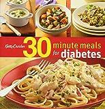 Betty Crocker 30-Minute Meals for Diabetes (Betty Crocker Cooking)