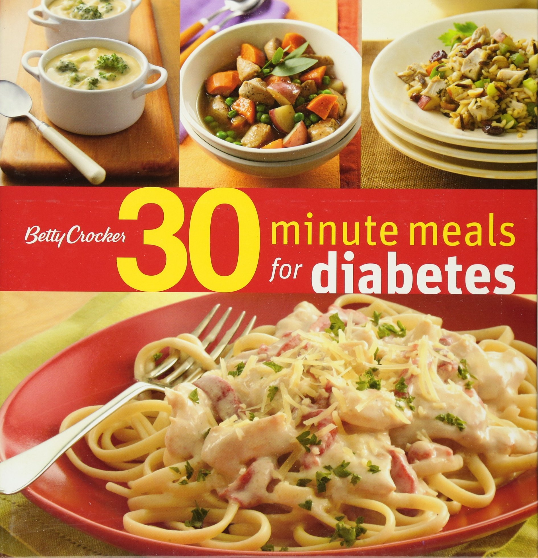 Betty crocker 30 minute meals for diabetes betty crocker cooking betty crocker 30 minute meals for diabetes betty crocker cooking betty crocker 9780470191170 amazon books forumfinder Gallery
