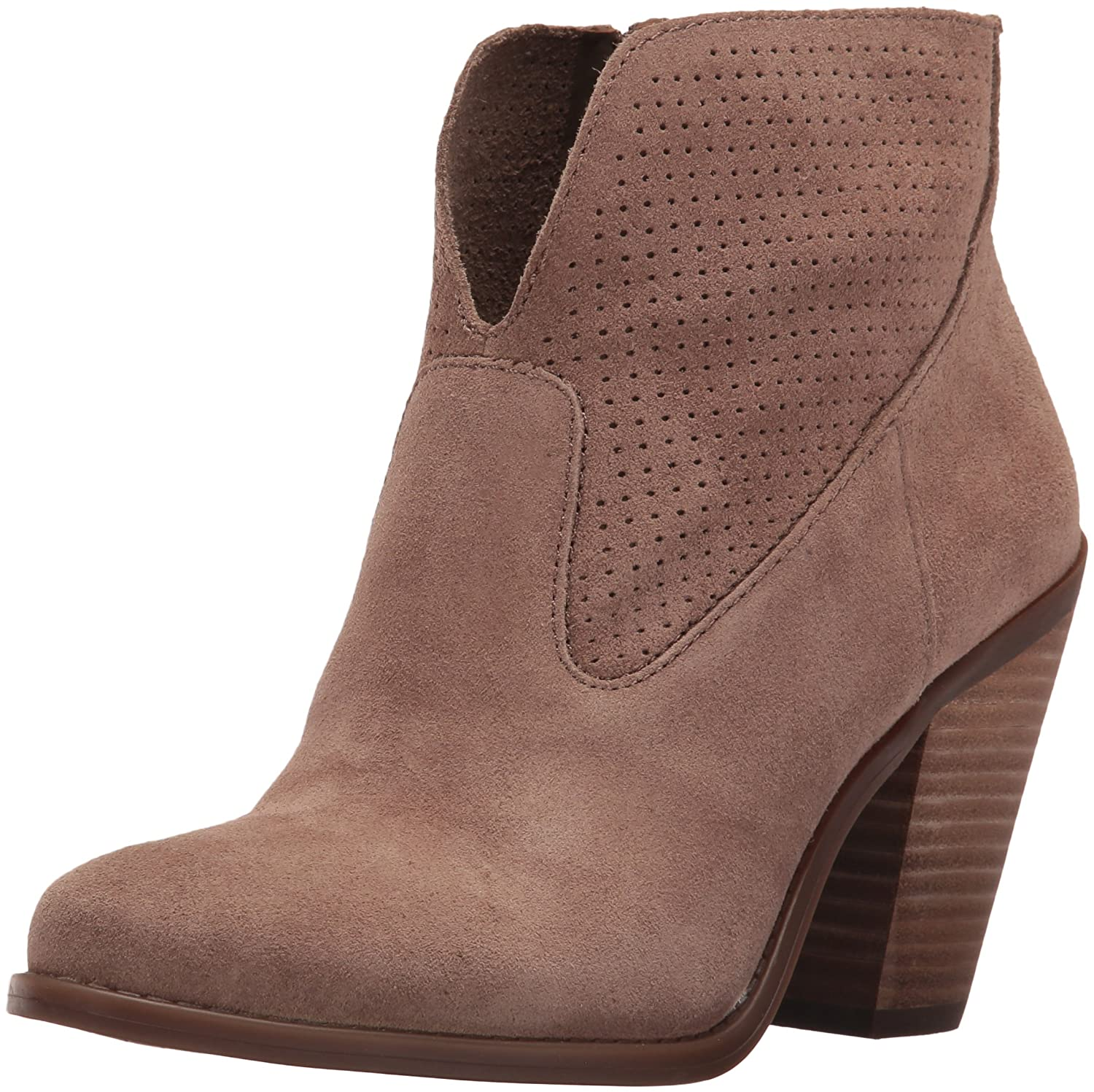 Jessica Simpson Women's Caderian Ankle Bootie B01IAHBEOA 10 B(M) US|Warm Taupe