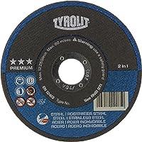 Tyrolit 41disco de corte recto, conexión de tejido