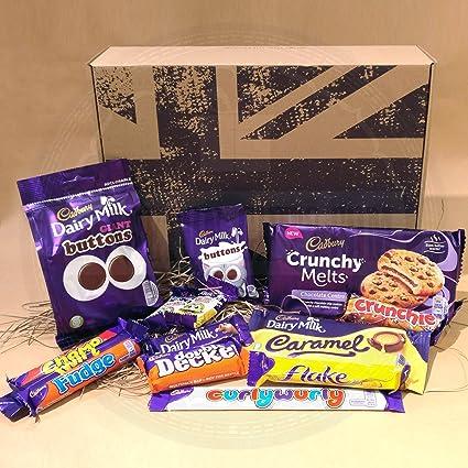 The British Favourite Cadbury Chocolate Collection Caja de ...