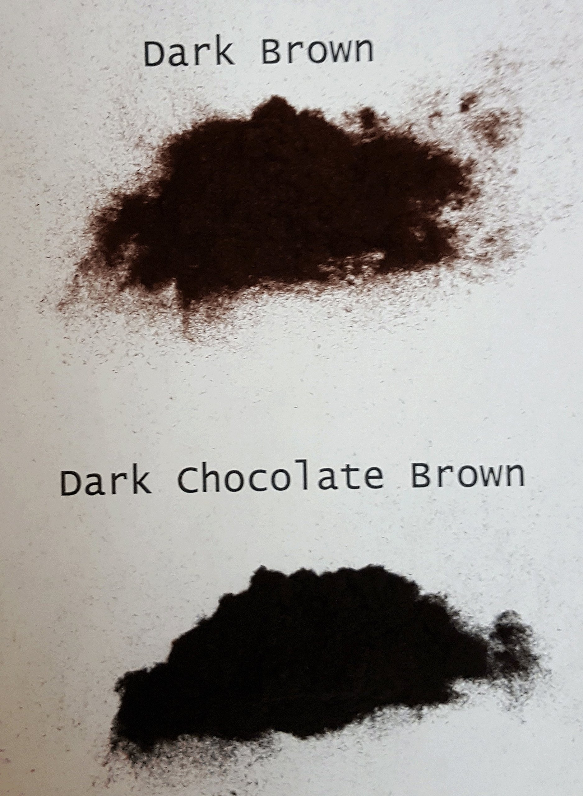 Hair Building Fibers Dark Chocolate Brown 25 Gram Refill Your Existing Bottle. Highest Grade Fiber by Finally Hair by Finally Hair (Image #6)