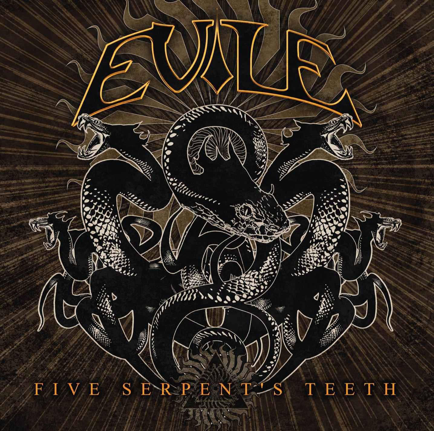Evile - Five Serpent's Teeth - Amazon.com Music