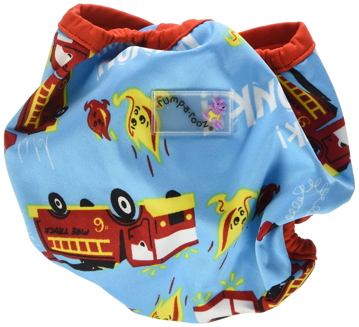 Rumparooz Newborn Cloth Diaper Cover Aplix, Fluff CVNB2012AX