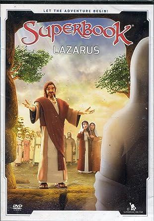 Superbook: Lazarus