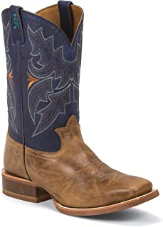 "product image for Tony Lama Men's Socorro Blue 11"" Height (3R1128) 
