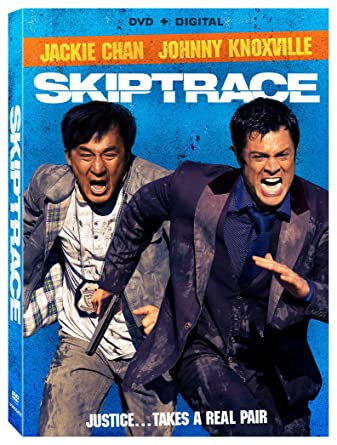 Skiptrace [DVD + Digital]