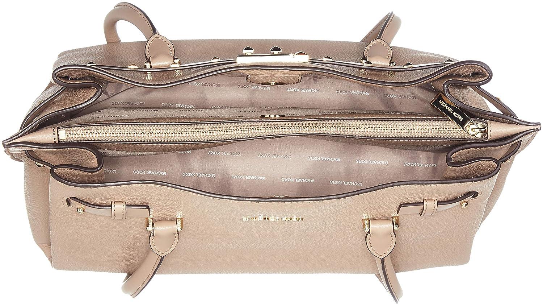 b3e9ca4bbac6 Michael Kors Womens Addison Tote Grey (Truffle)  Amazon.co.uk  Shoes   Bags
