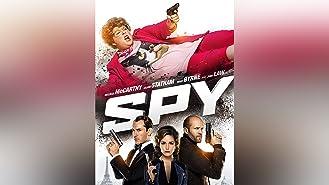 Spy (4K UHD)