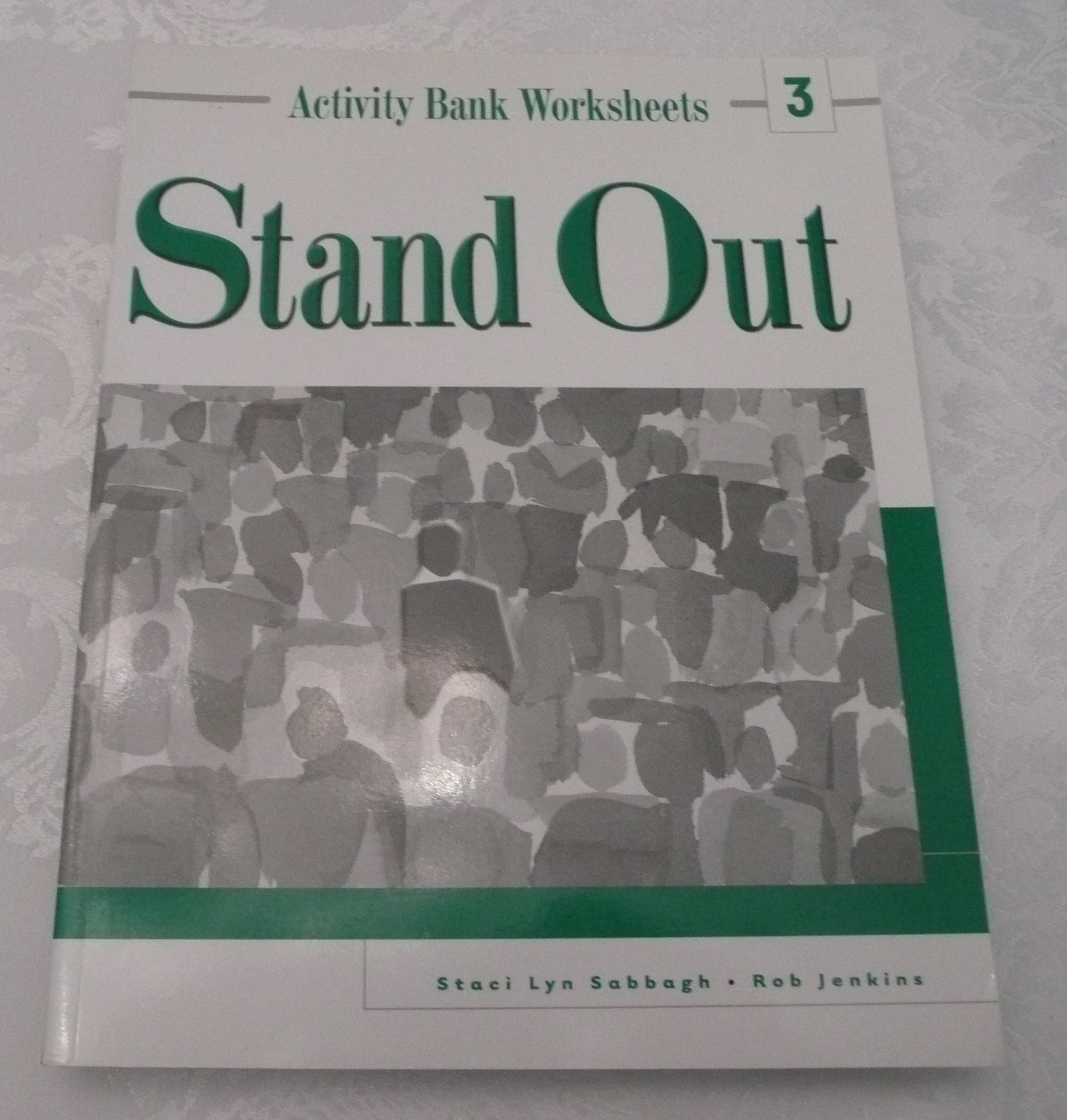 Download Stand Out Level 3 Activity Bank Worksheets PDF