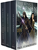 The Warden Saga Box Set: Books 1 to 3