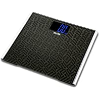 Tanita HD387 Best Visible Extra Large Reverse LCD Digital Glass Scale, Black