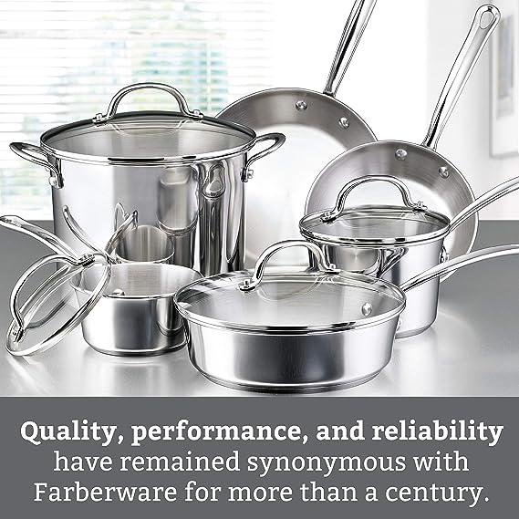 Farberware 75653 Millennium Cookware Set