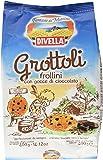 Divella Frollini Grottoli Cioccolato Gr.400