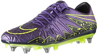 77fb0e809b4f Nike Men s Hypervenom Phinish SG-Pro Football Boots