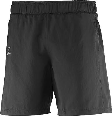 Salomon Agile 5 pantaloni corti trail running uomo