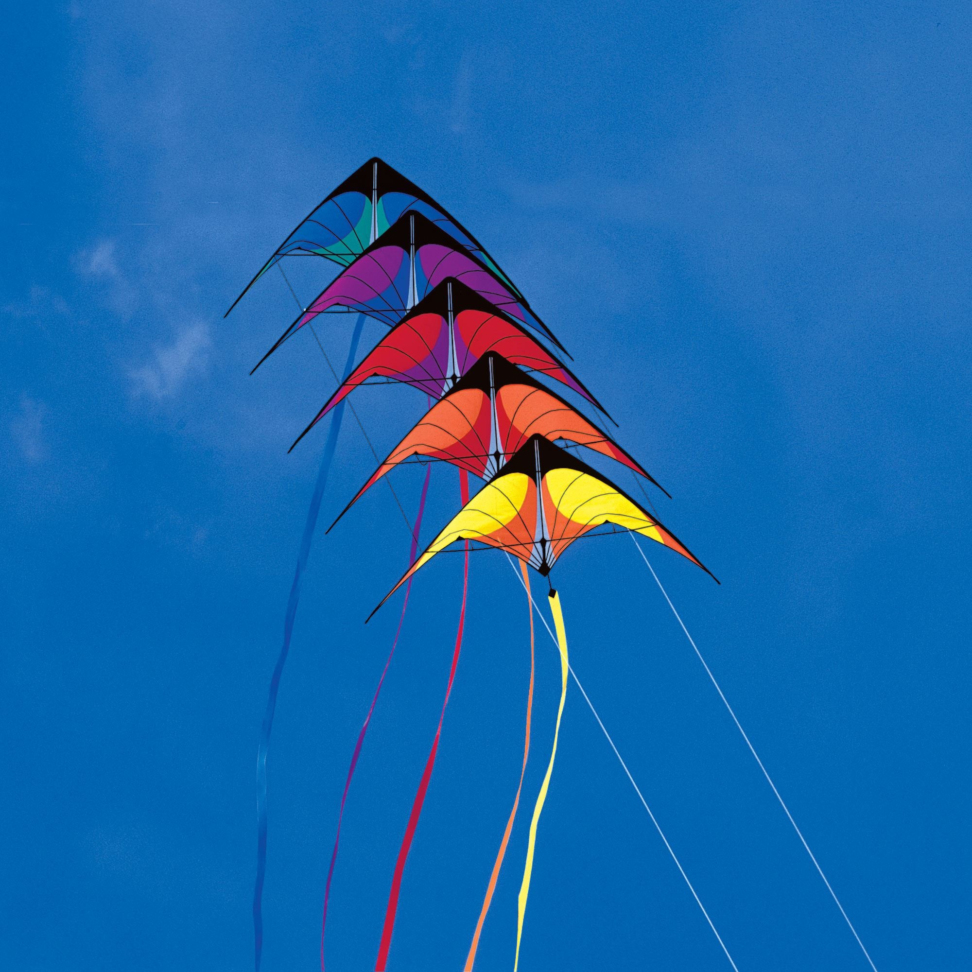 Prism Nexus 5-Stack Kite by Prism Designs