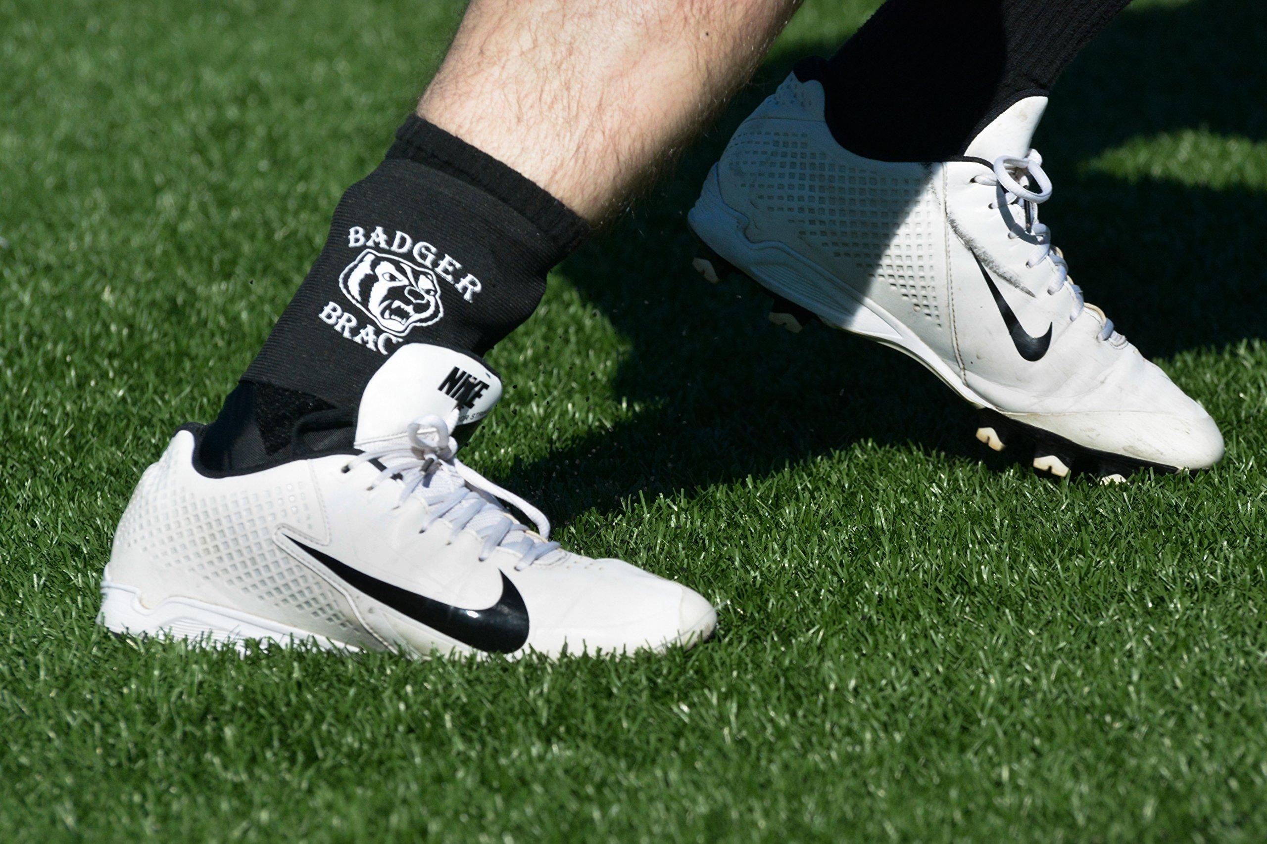 Badger Ankle Braces (Men's 10 Right) by Badger Braces, LLC (Image #4)