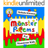 Children's Book: Monster Poems for Monstrous Kids: Illustrated Children's Book of Poems, About Monsters Who Live Under the Bed and in Lots of Other Places ... 3-8) (Top of the Wardrobe Gang Picture 4)