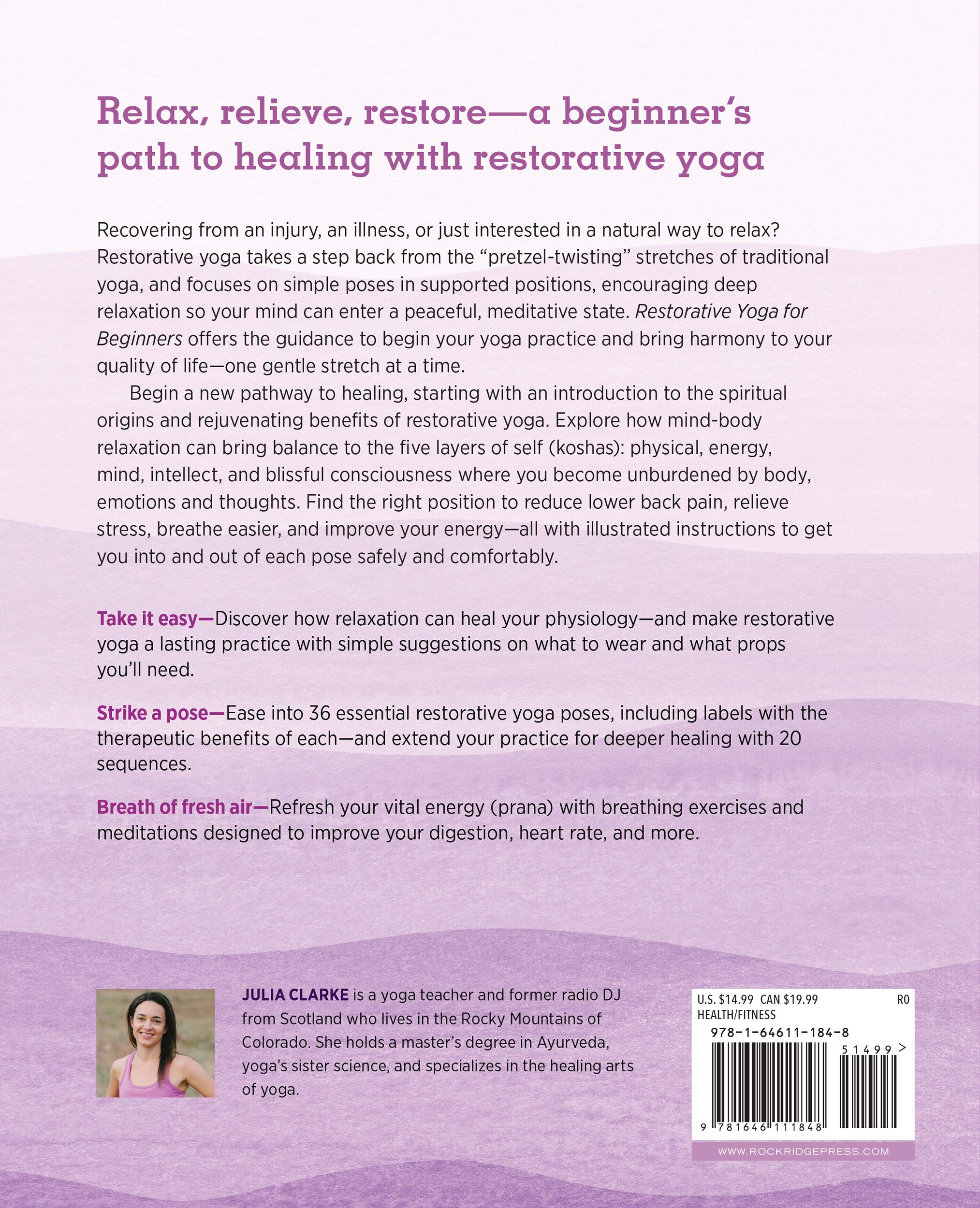 Restorative Yoga for Beginners: Gentle Poses for Relaxation ...