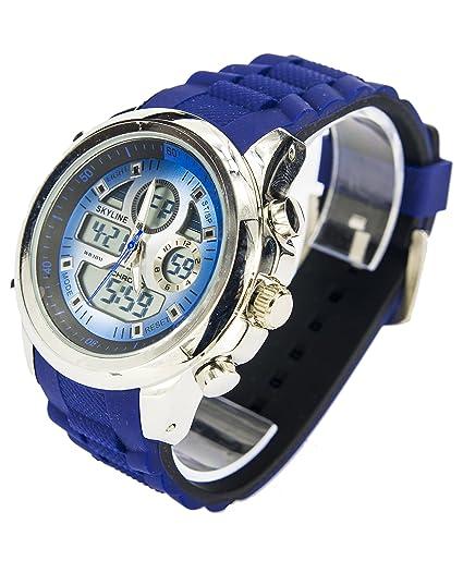 Reloj Skyline Deportivo Cielo Azul