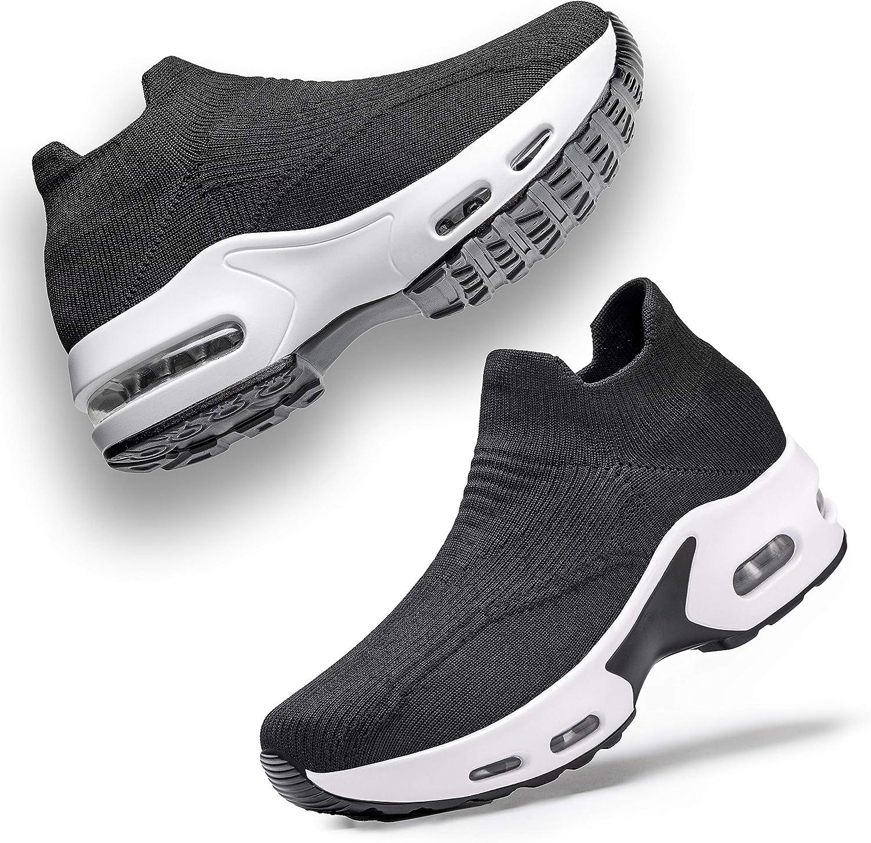 lightweight walking sneakers womens