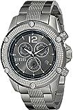 Versus by Versace Men's SOC040014 AVENTURA Analog Display Quartz Silver Watch