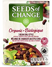 Seeds of Change Organic 3 Bean Chili, 1 Count