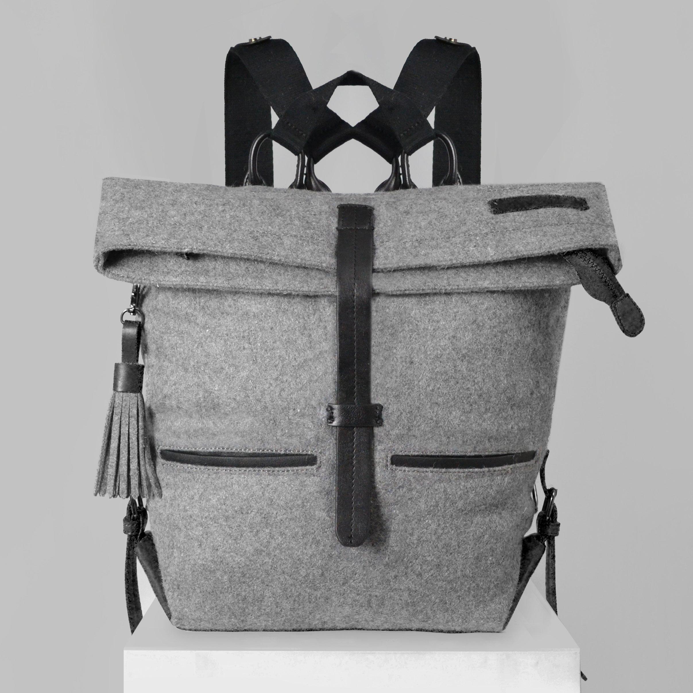 Sherpani Amelia Travel Backpack, One Size, Slate
