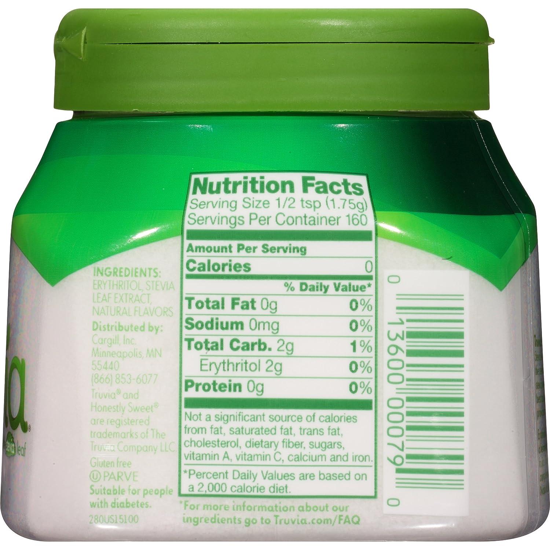 Truvia Nutrition – Nutrition Ftempo