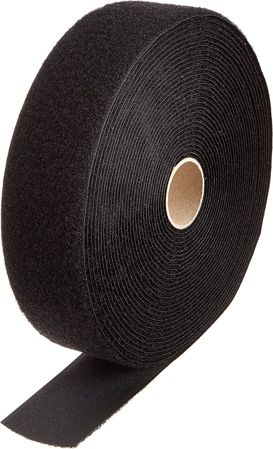 20MM-50MM Black /& White Adhesive Hook and Loop Tape Sew-On Craft Fastener