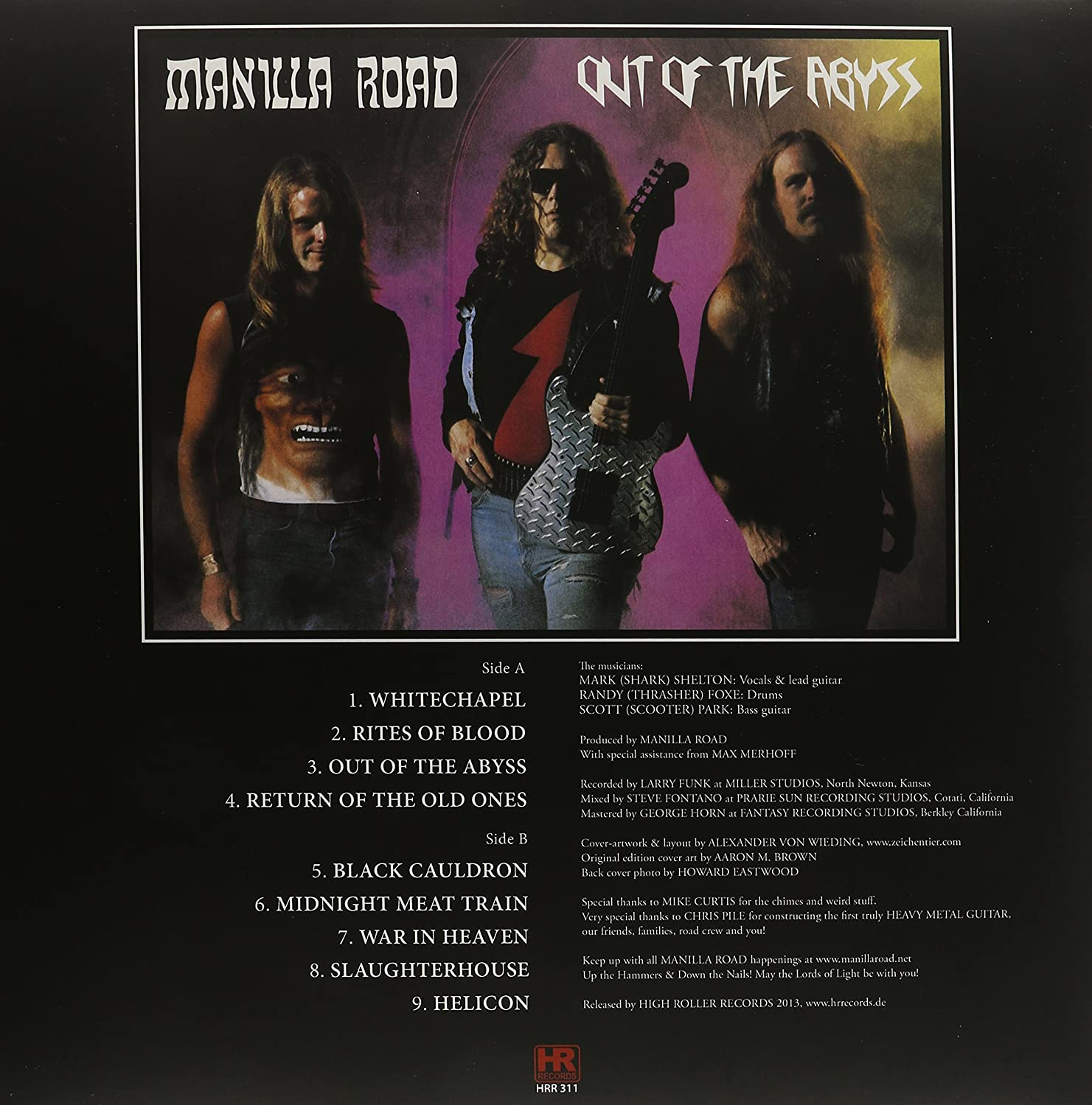 Manilla Road - Out of the Abyss - Amazon com Music