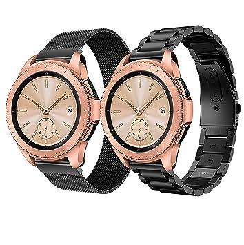YaYuu Correa de Reloj para Samsung Galaxy Watch Active 40mm ...