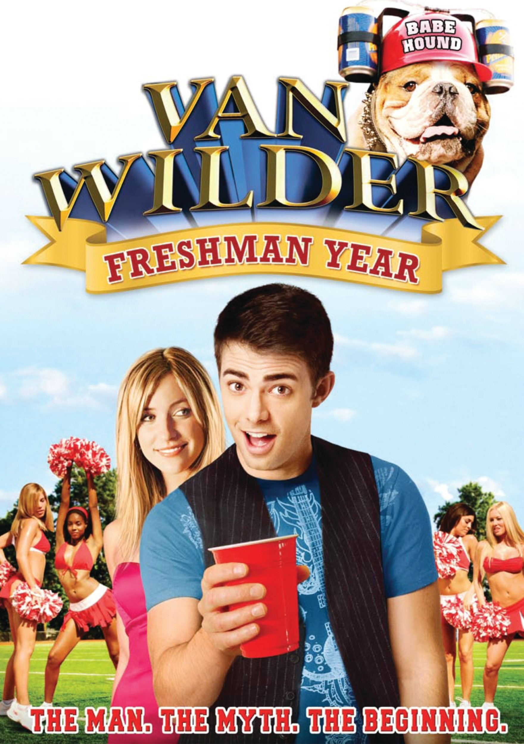 DVD : Van Wilder: Freshman Year (Subtitled, Dolby, AC-3, Rated Version, Widescreen)