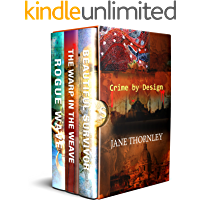 Crime By Design Series Books 1-3: Thrillers with a Twist