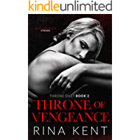 Throne of Vengeance: An Arranged Marriage Mafia Romance (Throne Duet Book 2)