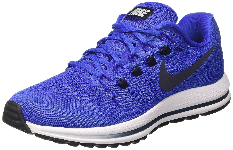 NIKE Men's Air Zoom Vomero 12 Running Shoe B075Z5GN2P 9 D(M) US|Mega Blue/Obsidian-concord
