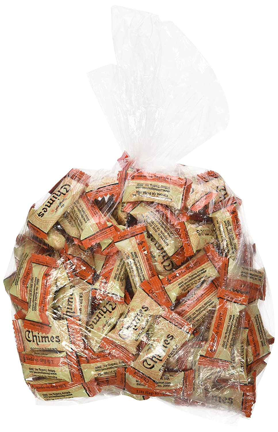 Chimes Orange Ginger Chews, 16 Ounce (Pack of 1)