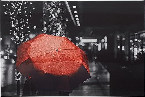 Amazon Brand Rivet Red Umbrella