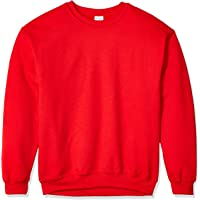 Gildan Men's Fleece Crewneck Sweatshirt, Style G18000