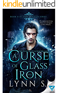 A Curse Of Glass And Iron Dark Heralds Book 2