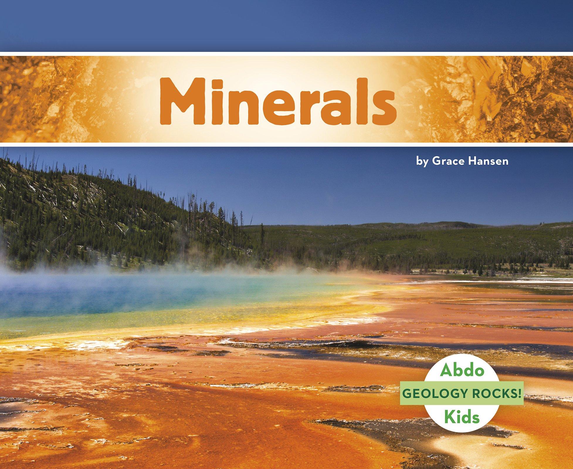 Minerals (Geology Rocks!) pdf