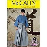 McCall's Patterns Kimono and Pleated Pants, S-M-L-XL-XXL